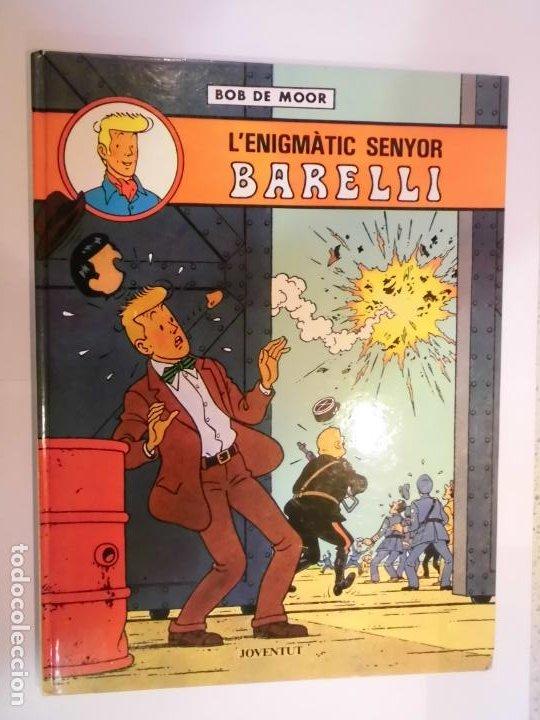L'ENGIGMATIC SENYOR BARELLI - CATALAN - 1990 (Tebeos y Comics - Juventud - Barelli)