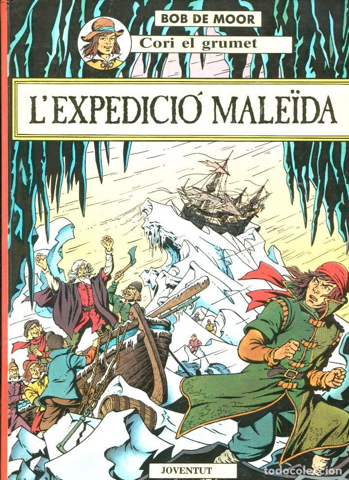 CORI EL GRUMET. L'EXPEDICIÓ MALEÏDA. ED. JOVENTUT 1989. 1ª EDICIÓ. (Tebeos y Comics - Juventud - Cori el Grumete)