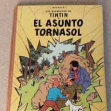 Cómics: TINTIN EL ASUNTO TORNASOL JUVENTUD 3 EDICIÓN 1968. Lote 224915601