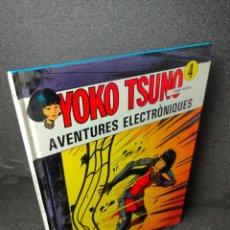 Cómics: YOKO TSUNO - Nº 4 - AVENTURES ELECTRONIQUES - ROGER LELOUP - CATALAN - JOVENTUT - TAPA DURA. Lote 225261866
