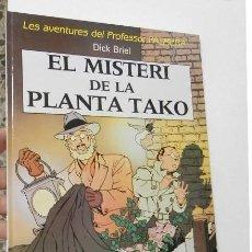 Cómics: EL MISTERI DE LA PANTA TAKO - DICK BRIEL. Lote 226339740
