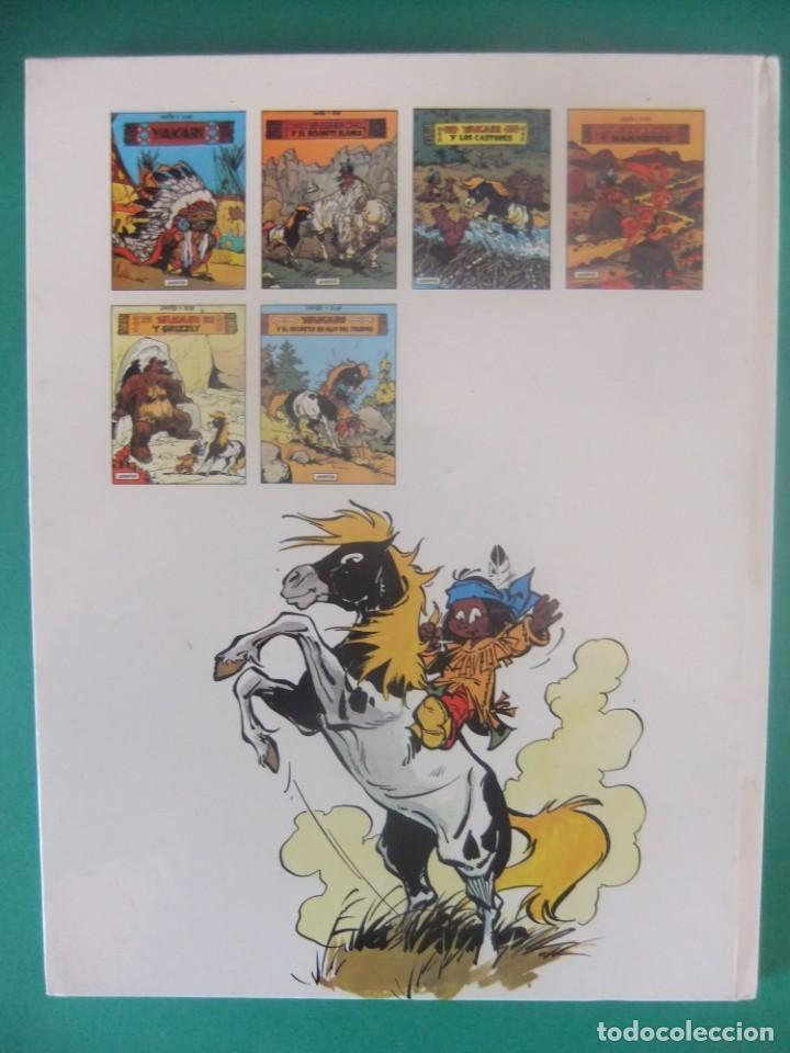 Cómics: YAKARI Nº 5 YAKARI Y EL GRIZZLY JUBENTUD 1981 - Foto 2 - 226454220