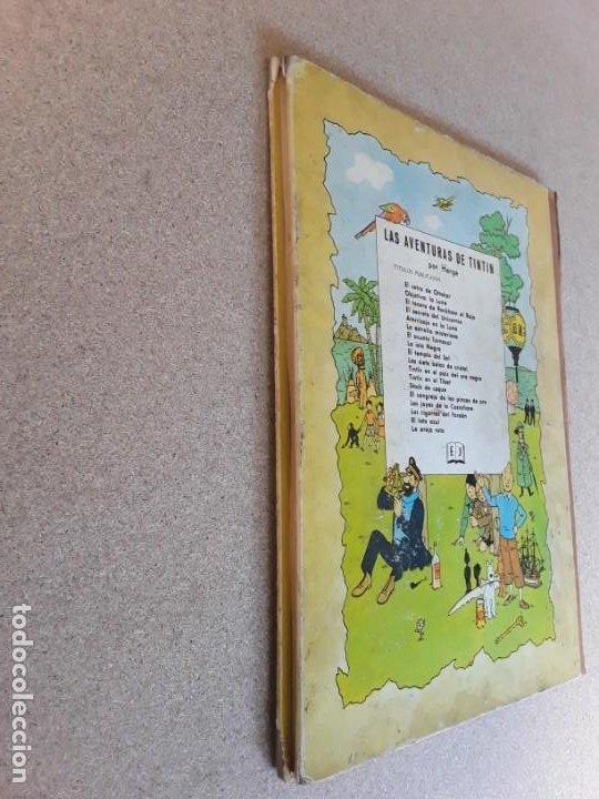 Cómics: Tintin el secreto del unicornio 3.ª edición juventud 1965 - Foto 2 - 227216515