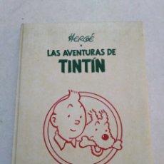 Cómics: LAS AVENTURAS DE TINTIN, EDITORIAL JUVENTUD, TOMO 4 ( TAPA DURA ). Lote 228053970
