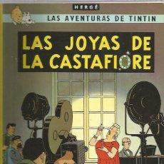 Cómics: TINTIN RUSTICA JOYAS. Lote 228440145