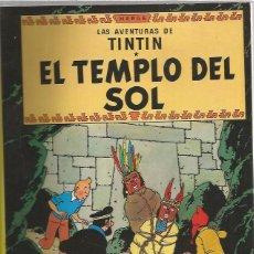 Cómics: TINTIN RUSTICA EL TEMPLO. Lote 228440685