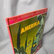 Comics : EL DETECTIVE DE HOLLYWOOD - Nº 4 - AMERIKA - BERTHET - JUVENTUD - TAPA DURA - EN ESPAÑOL. Lote 229814630