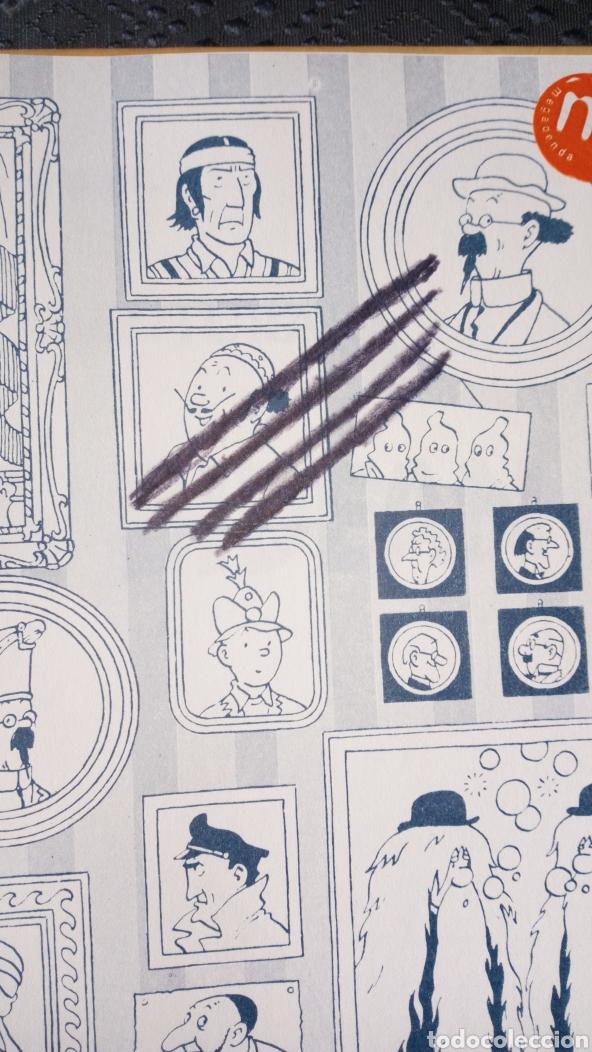 Cómics: Tintin euskera ilargira bidean elkar primera edición ver fotos estado primera página rallas a rotu - Foto 2 - 229977420