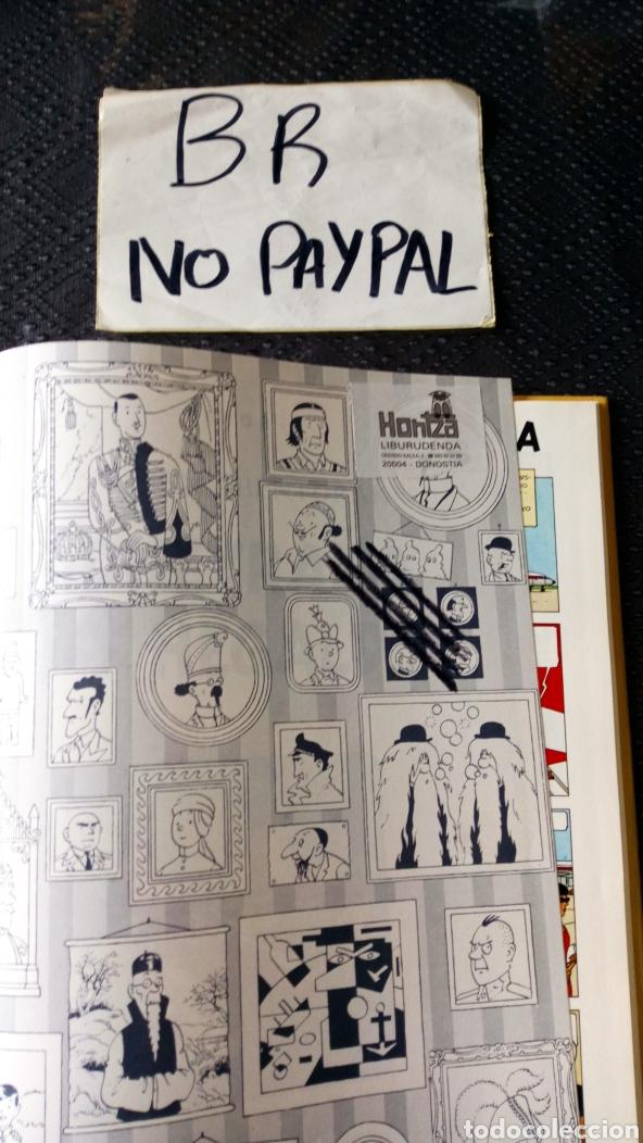 Cómics: Tintin euskera sidneyrako 714 hegaldia elkar ver fotos estado primera página rallas a rotu herge - Foto 2 - 229977800