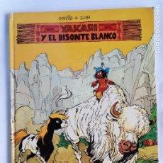 Cómics: YAKARI Y EL BISONTE BLANCO 1979. Lote 231480540