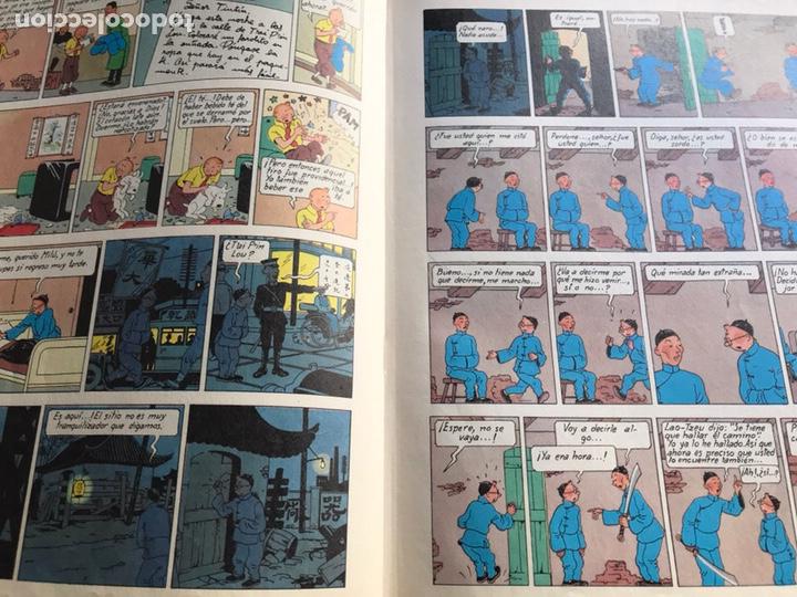 Cómics: Las aventuras de Tintin El loto azul - Foto 8 - 231824715