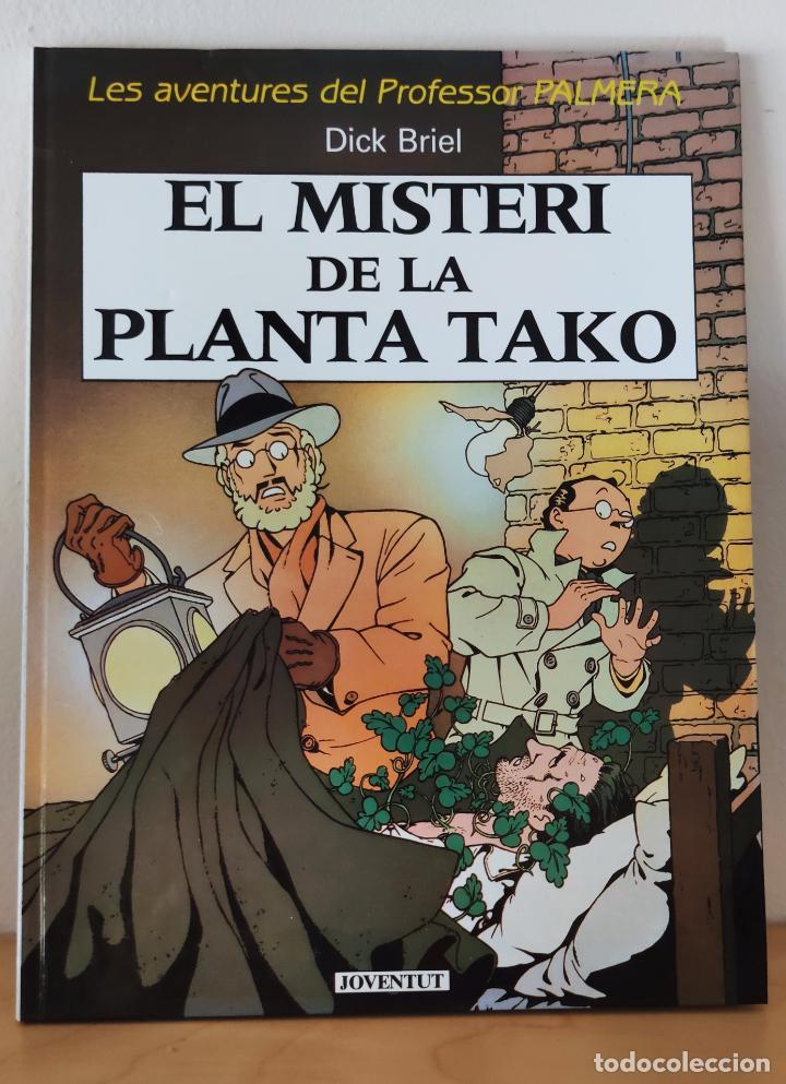 LES AVENTURES DEL PROFESOR PALMERA - EL MISTERI DE LA PLANTA TAKO - ED. JOVENTUT 1990 (Tebeos y Comics - Juventud - Otros)
