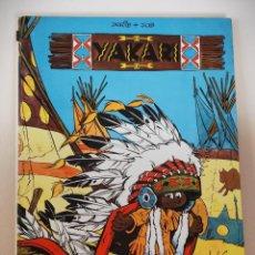 Cómics: YAKARI Nº 1 - TAPA DURA JOVENTUT - CATALAN 1979 - DERIB + JOB. Lote 232029285