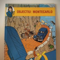 Cómics: LES AVENTURES DE JANUARY JONES - OBJECTIU: MONTECARLO - CATALA. Lote 232039660