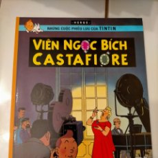 Comics : TINTIN IDIOMAS - LAS JOYAS DE CASTAFIORE - VIETNAMITA - IDIOMA. Lote 232822265