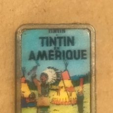 Comics : PIN TINTIN EN AMERIQUE. Lote 232859115