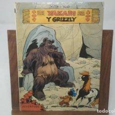 Cómics: YAKARI Y GRIZZLY. Nº 5. JUVENTUD. PRIMERA EDICIÓN 1981. Lote 233059370