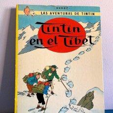 Cómics: TINTÍN EN EL TIBET. Lote 233381265