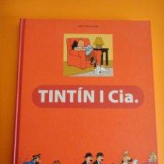 Cómics: TINTIN I CIA. MICHAEL FARR EN CATALAN EDITORIAL ZENDRERA ZARIQUIEY .. Lote 233508620