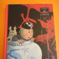 Cómics: L'ART D'HERGE CREADOR DE TINTÍN 1907-1937 VOLUM 1 - PHILIPPE GODDIN - EN CATALÁN. Lote 233513545