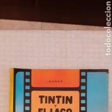 Cómics: COMICS DE TINTIN, TAPA BLANDA,1984, EN ESPAÑOL. Lote 233846035