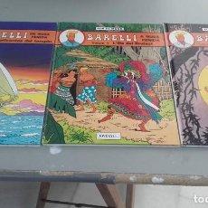 Cómics: X BARELLI Nº 2, 3 Y 4, DE BOB DE MOOR (EDITORIAL JUVENTUD)(VER RELACION)(TAMBIEN POSIBLE SUELTOS). Lote 233865370