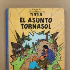 Fumetti: EL ASUNTO TORNASOL - TINTIN (PRIMERA EDICIÓN 1961). Lote 234024455