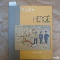 Cómics: HERGE EN PARTENERIAT AVEC MOULINSART SA.PIASA. Lote 234688145