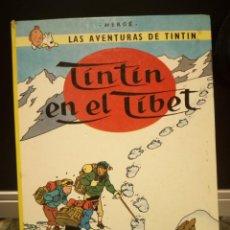 Cómics: TINTÍN EN EL TIBET (TAPA DURA). Lote 234817600