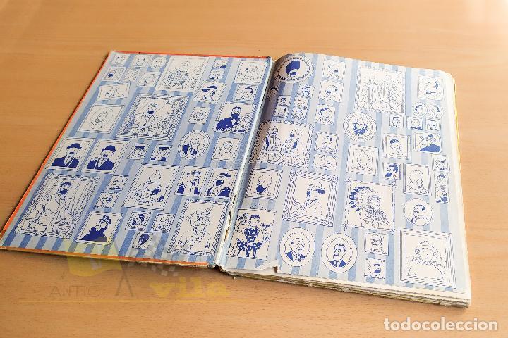 Cómics: El lotus blau - Les aventures de Tintin - 1965 - 1era Edició - En Català - Foto 4 - 234832235
