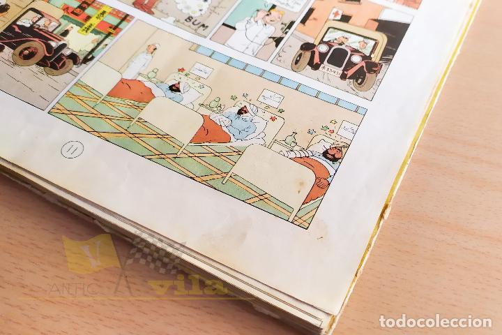 Cómics: El lotus blau - Les aventures de Tintin - 1965 - 1era Edició - En Català - Foto 10 - 234832235