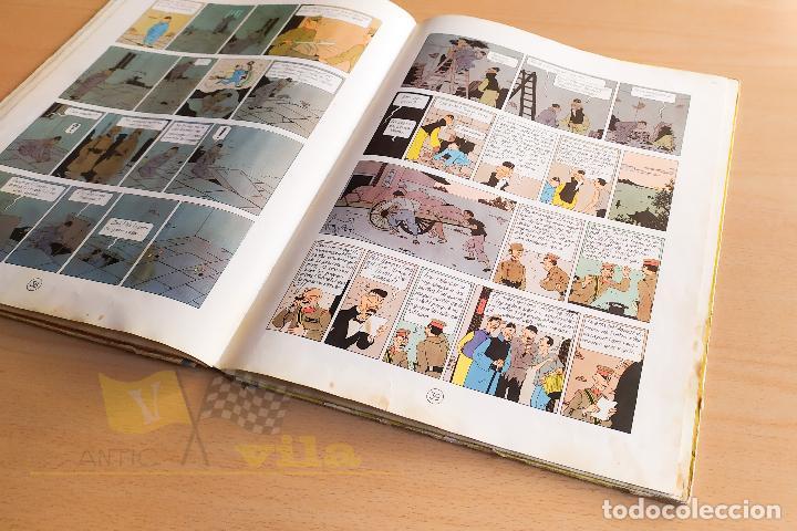 Cómics: El lotus blau - Les aventures de Tintin - 1965 - 1era Edició - En Català - Foto 11 - 234832235