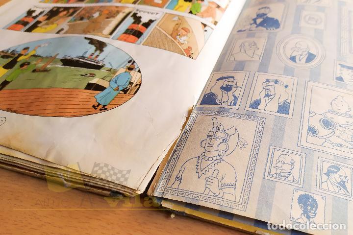 Cómics: El lotus blau - Les aventures de Tintin - 1965 - 1era Edició - En Català - Foto 16 - 234832235