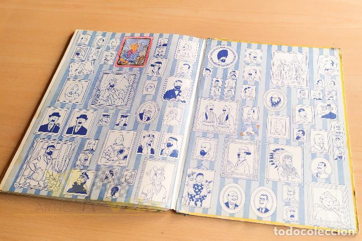 Cómics: El lotus blau - Les aventures de Tintin - 1965 - 1era Edició - En Català - Foto 17 - 234832235