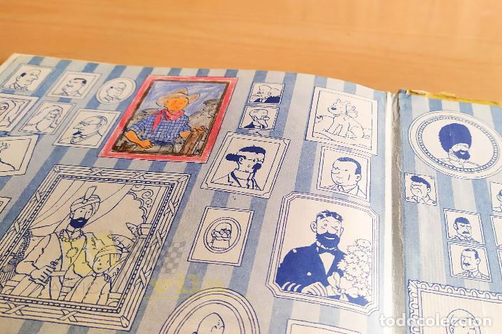 Cómics: El lotus blau - Les aventures de Tintin - 1965 - 1era Edició - En Català - Foto 18 - 234832235