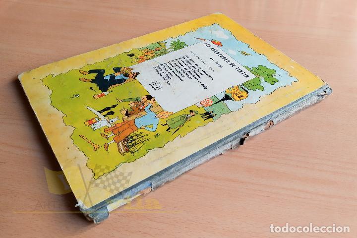 Cómics: El lotus blau - Les aventures de Tintin - 1965 - 1era Edició - En Català - Foto 19 - 234832235