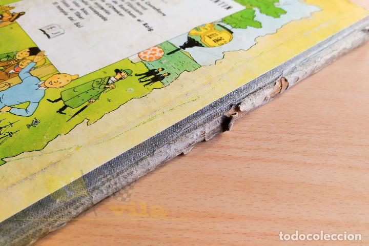 Cómics: El lotus blau - Les aventures de Tintin - 1965 - 1era Edició - En Català - Foto 20 - 234832235