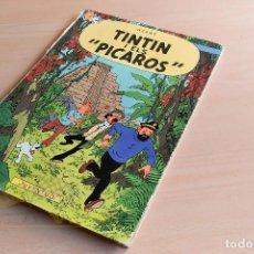 Cómics: TINTIN I ELS PICAROS - LES AVENTURES DE TINTIN - 1976 - 1ERA EDICIÓ - EN CATALÀ. Lote 234833030