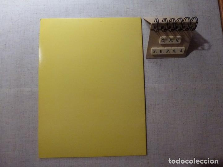 Cómics: Cuaderno de pinturas Tintín Hergé G 6 1967 - Foto 2 - 235353165