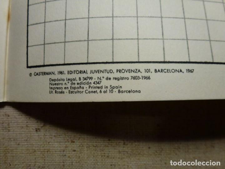 Cómics: Cuaderno de pinturas Tintín Hergé P 3 1967 - Foto 3 - 235354225