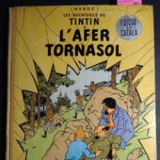 Cómics: L'AFER TORNASOL - TIN TIN. Lote 235447620