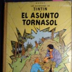 Cómics: EL ASUNTO TORNASOL - TIN TIN - SEGUNDA EDICIÓN 1965. Lote 235449625