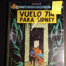 Cómics: VUELO 714 PARA SIDNEY - PRIMERA EDICIÓN 1969. Lote 235687935