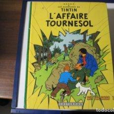 Cómics: TINTIN EN EL ASUNTO TORNASOL EN FRANCES CASTERMAN 1956. Lote 235857515