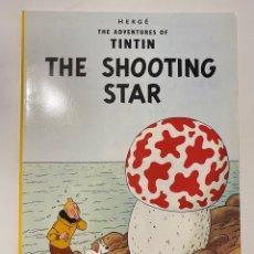 Comics : THE ADVENTURES OF TINTIN. THE SHOOTING STAR EDICIONES DEL PRADO. 1961. Lote 236228145