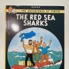 Cómics: THE ADVENTURES OF TINTIN. THE RED SEA SHARKS. HERGÉ. EDICIONES DEL PRADO. 1980. Lote 236230545
