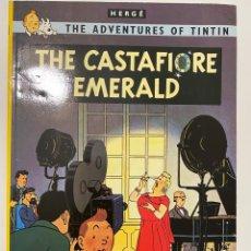 Cómics: THE ADVENTURES OF TINTIN. THE CASTAFIORE EMERALD. HERGÉ. EDICIONES DEL PRADO. 1963. Lote 236230745