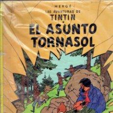 Cómics: LAS AVENTURAS DE TIN TIN NOVENA EDICION 1984 EDITORIAL JUVENTUD -HERGE-. Lote 236471565