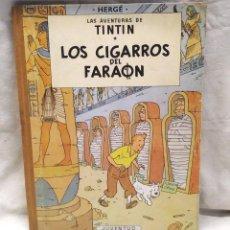 Cómics: LOS CIGARROS DEL FARAÓN AÑO 64 1ERA EDICIÓN EDITORIAL JUVENTUD. Lote 236488765
