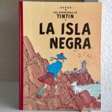 Fumetti: TINTÍN, LA ISLA NEGRA. EDICIÓN ESPECIAL 1986 MUY BUEN ESTADO. Lote 236895165